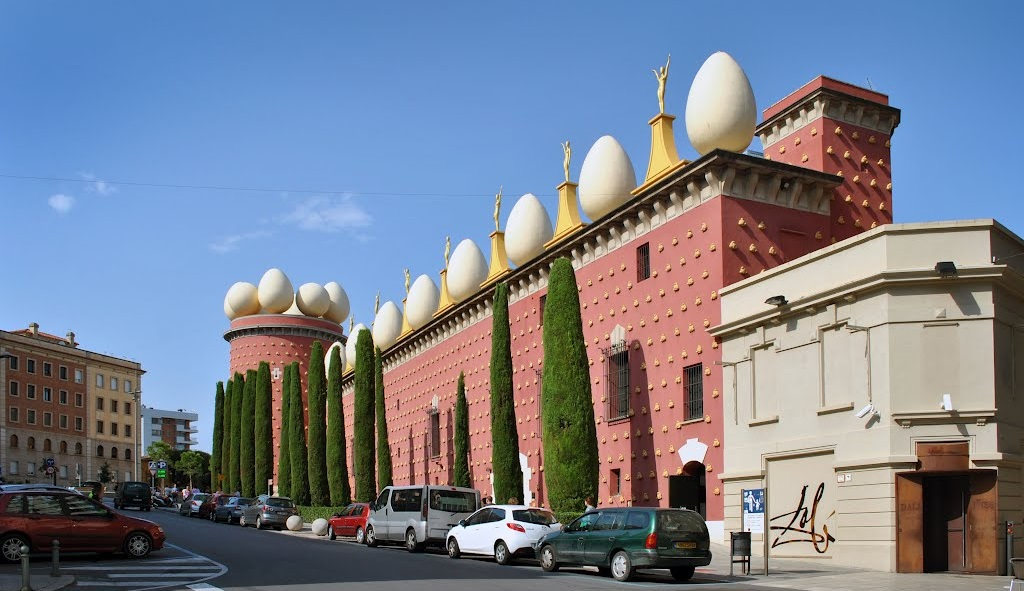 Museo Dali Barcelona.A Day In Figueres And Dali Museum Your Stay In Barcelona