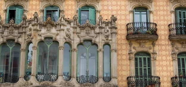cases ramos jaume torres i grau antoni gaudi modernist art architecture barcelona
