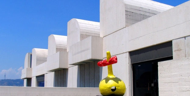 joan miro fundacio top museums in barcelona