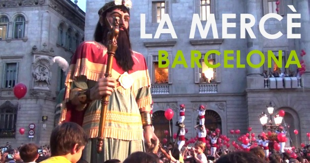 la merce gegants