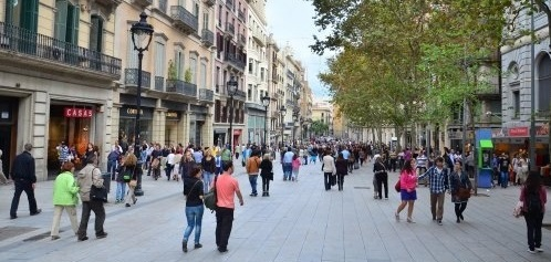 portal del angel best shopping places spots in barcelona mall malls center top shop shops2