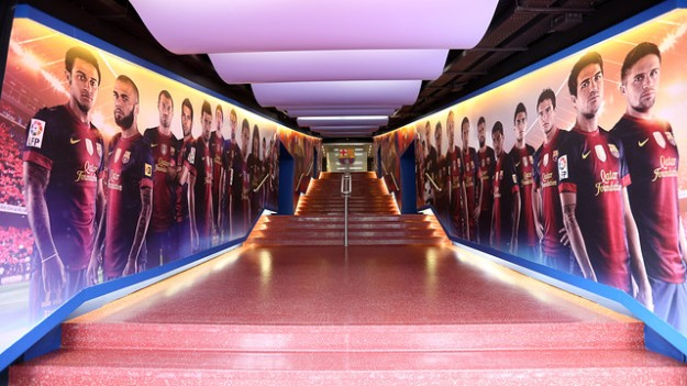 camp nou experience museum tour fc barcelona fcb futbol visit barcelona apartment aparteasy