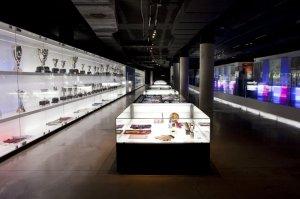 camp nou experience museum tour fc barcelona fcb futbol visit barcelona apartment aparteasy3